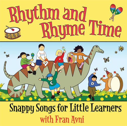Fran Avni - Rhythm and Rhyme Time